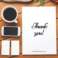 Give Thanks for Those Who Help Your Business - InspiredBirthPro.com