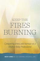 """Keep The Fires Burning' by Micky Jones"