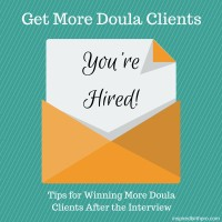Get More Doula Clients