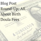 All About Birth Doula Fees - inspiredbirthpro.com