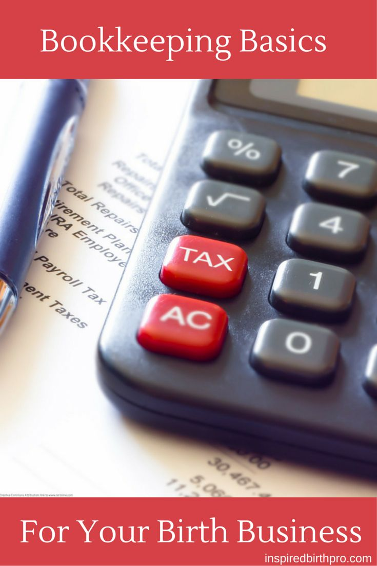 Tax tips for doulas bookkeeping basics learn bookkeeping basics for your birth or doula business find a list of steps to baditri Gallery