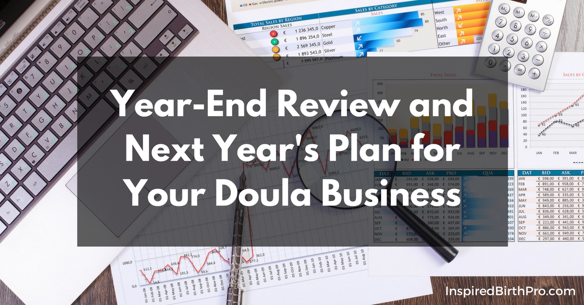 tax tips for doulas