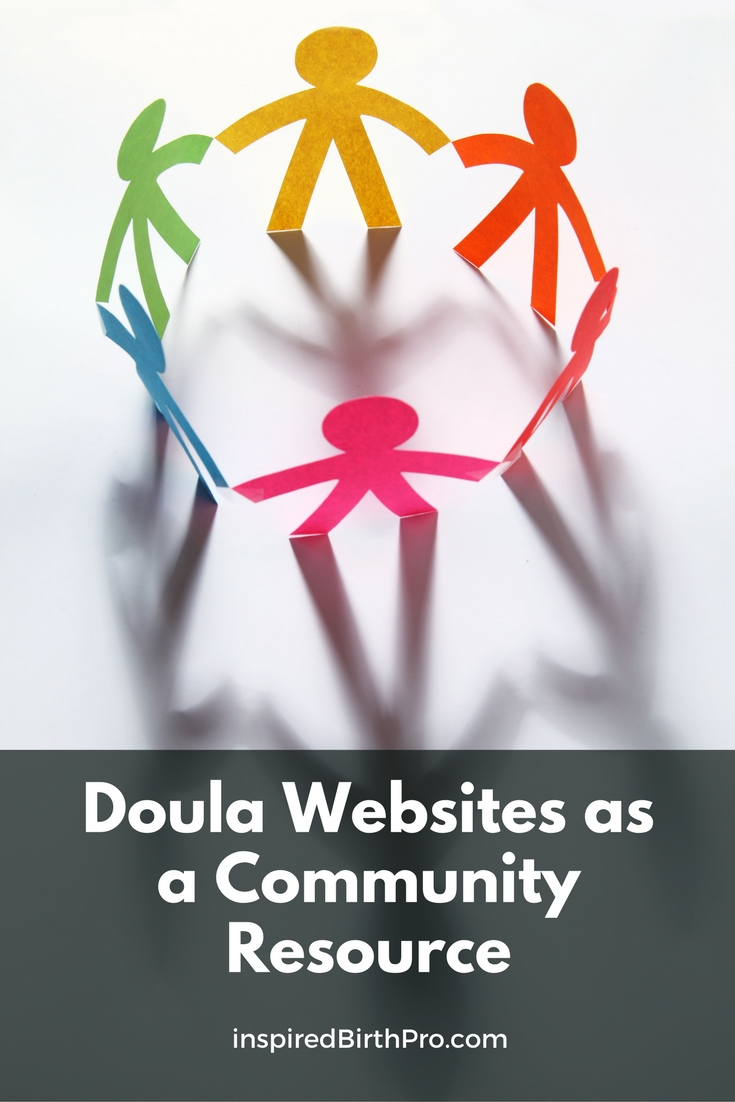 Turn your doula website into a valuable resource for birth in your community | Guest post by Brent Leavitt of New Beginnings Doula Training