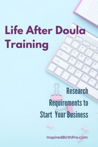 Life After Doula Training Business Requirements