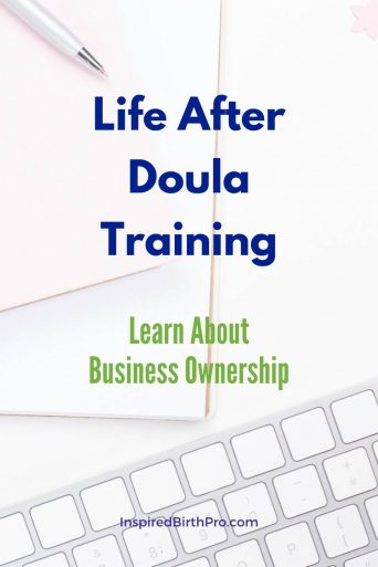 Life After Training Business Ownership
