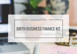 Birth Business Finance Kit