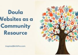 Doula Websites as a Community Resource