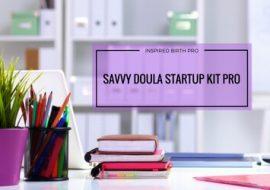 Savvy Doula Startup Kit Pro