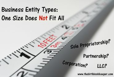 Doula Business Entity Types: One Size Does Not Fit All